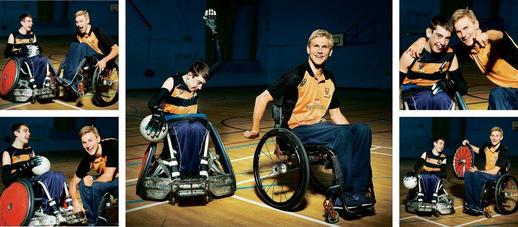 Recruitment Solutions (Folkestone) Limited are proud sponsors of Canterbury Wheelchair Rugby Club.